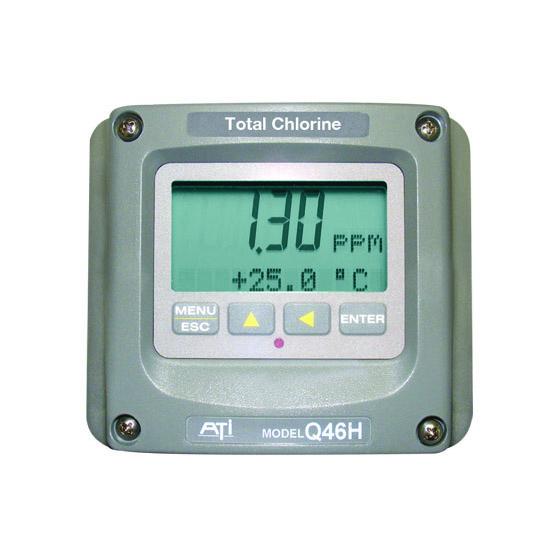 Q46P-R 总氯检测仪