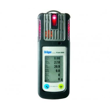 德尔格X-am5600六合一气体检测仪