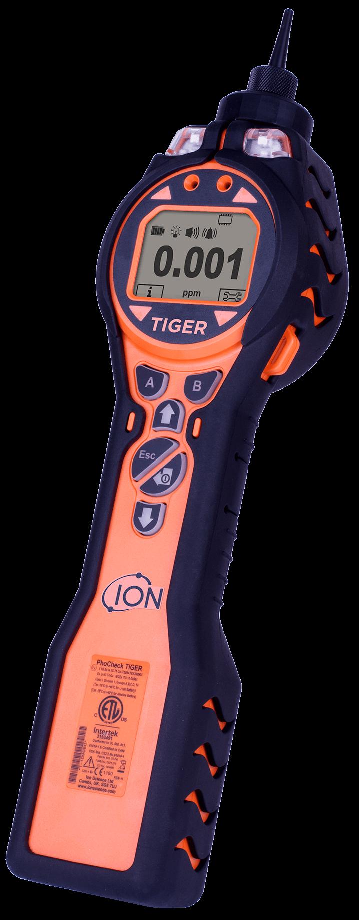 PhoCheck Tiger 虎牌有机气体检测仪